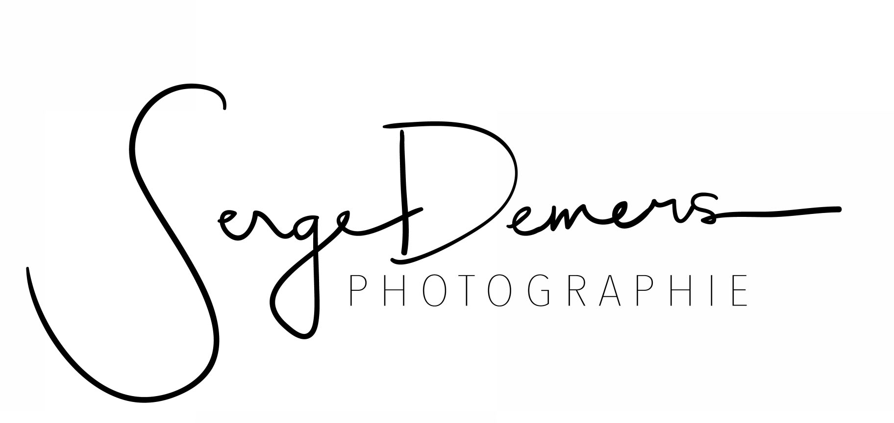 logo Serge Demers Photographie